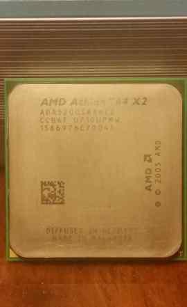 Процессор AMD athlon 64 X2 5200+