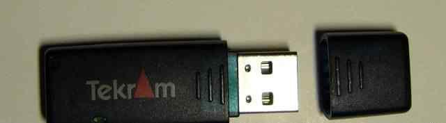 Bluetooth USB адаптер Tekram TM-304
