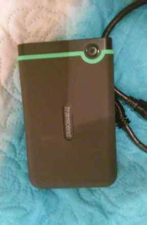 Transcend StoreJet 25M3 USB3.0 500Gb