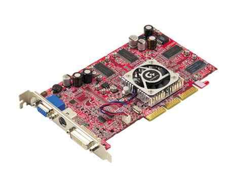 Слот расширения gigabyte GV-R9000 PRO REV 1.0