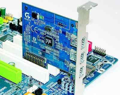 Слот расширения gigabyte GC-S1394