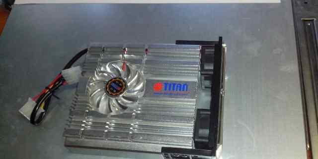 HDD кулер Titan Alaska TTC-HD88