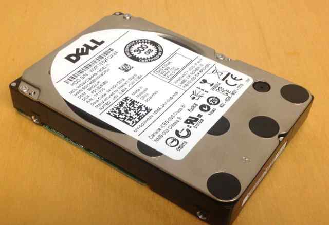 Жесткие диски Dell