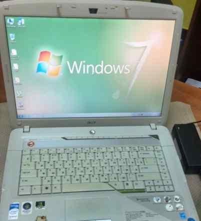 Acer Aspire 5720G в отличном состоянии