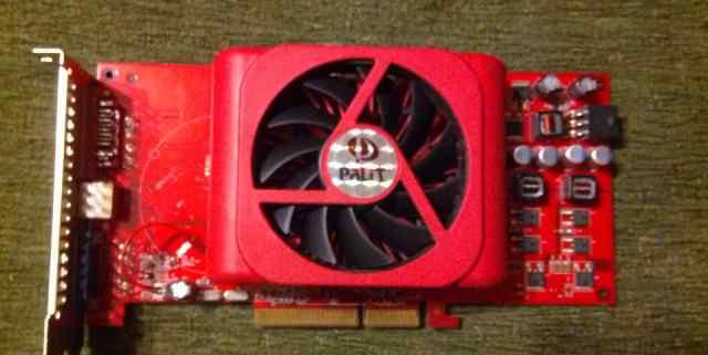 Palit Radeon X1950 GT AGP 512Mb