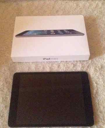 iPad mini 16gb + симкарта