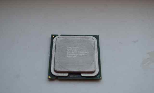 Процессор Intel Pentium 4 630 SL7Z9