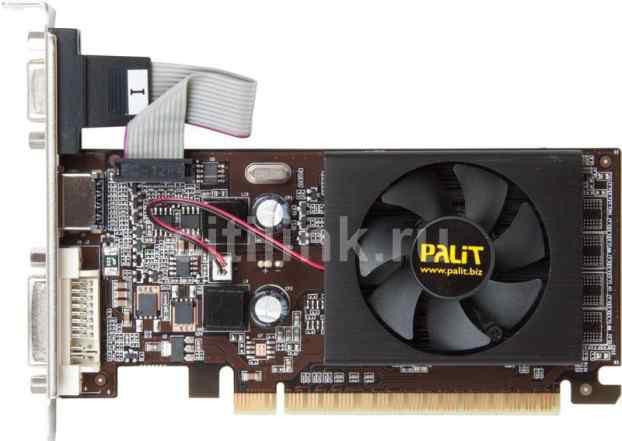 Видеокарта Palit PA-210-512D3, GF210