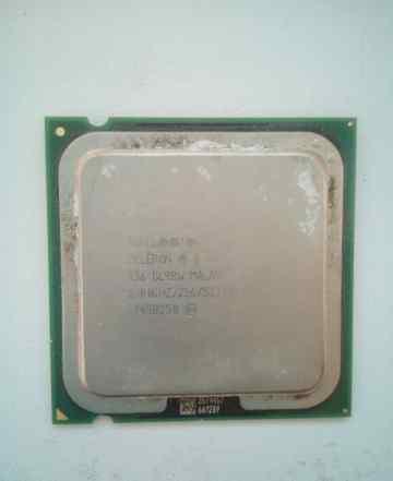 Процессор 2.8 celeron 775 сокет