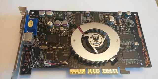 Suma Platinum GeForce4 Ti4200-8X 64Mb AGP 8X