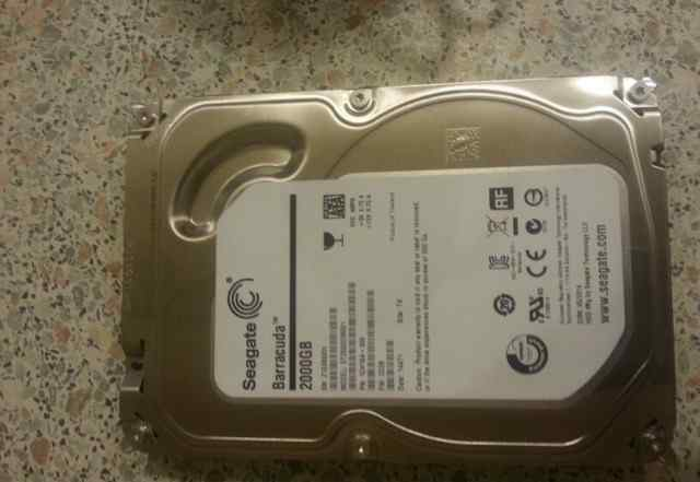 Seagate Desktop HDD ST2000DM001-2 Tb