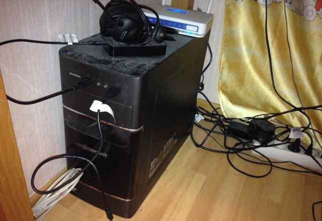 Системный блок Lenovo IdeaCentre H535 A10-6700 8G