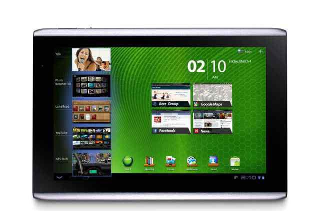 Acer A500 A501