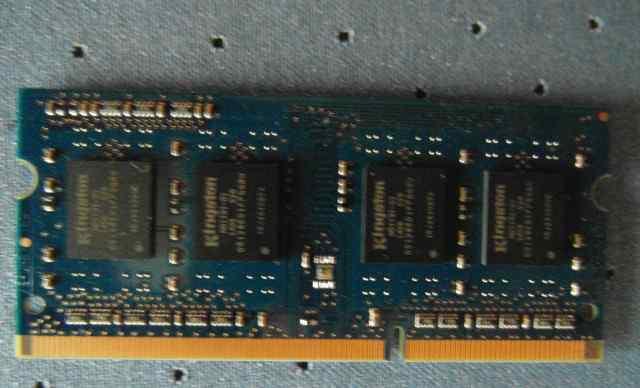 Kingston KVR13S9S8K2/8 оперативная память