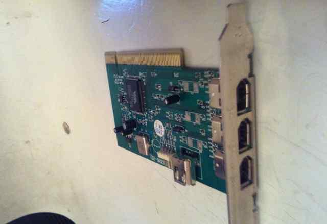 Контроллер 1394 внутренний