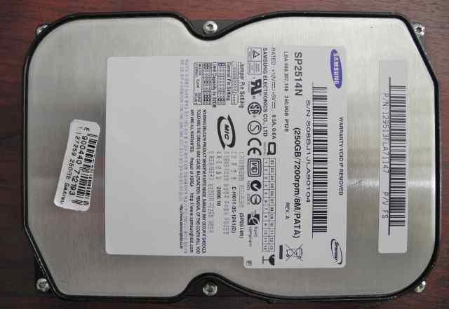 Жёсткий диск Samsung SP2514N