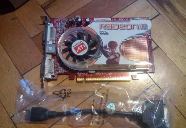 Видеокарта Radeon X1600 pro