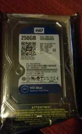 WD Blue 250gb