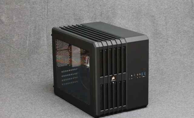 Корпус Corsair Carbide Series Air 240 Black