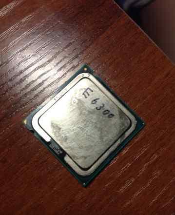 Intel core 2 DUO E6300 1.86 GNZ