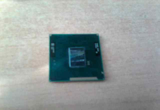 Процессор core i3 2350M для ноутбука