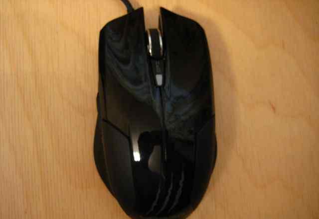 Мышь игровая hama uRage evo Black USB