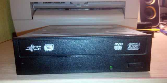 DVD-RW LG GSA-H55N IDE Black черный