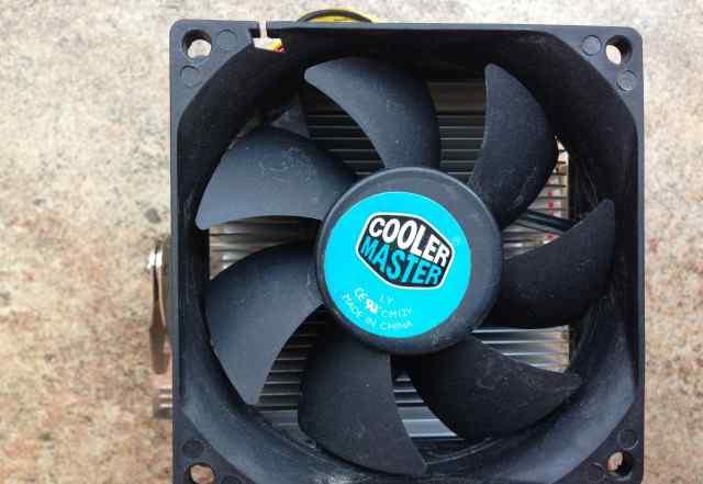 Кулер для процессора на Socket 939 Cooler Master