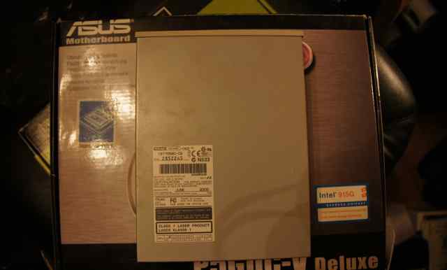 CD Привод Teac CD 540E