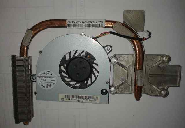 Система охлаждения от ноута Lenovo 550 B