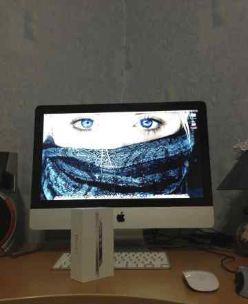 iMac 21 и macbook air 13