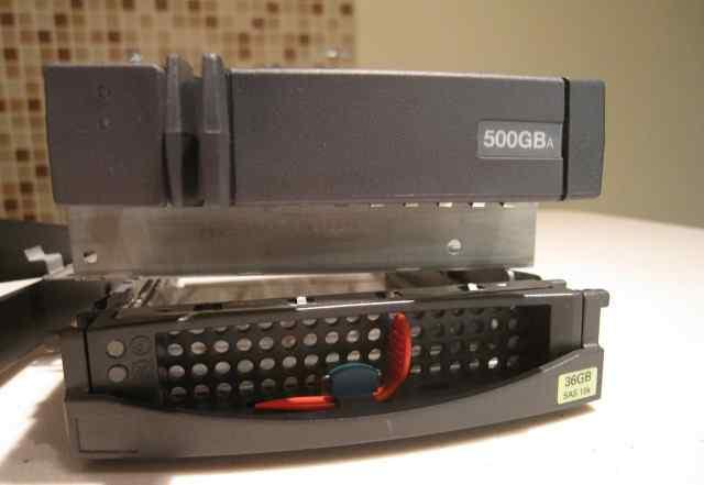 Салазки для жестких дисков NetApp