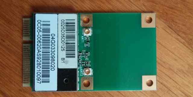 Wi fi модуль ATH-AR5B95 для ноутбука Asus K40. Б/у
