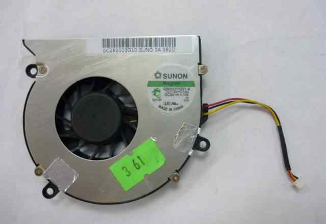 Вентилятор кулер sunon GB0507PGV1-A DC5V 1.1W для