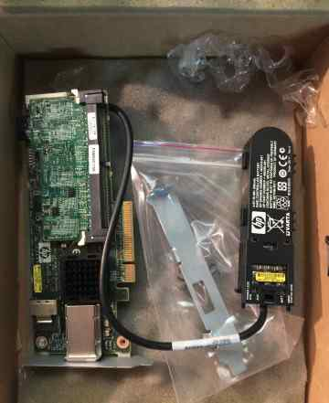 HP Smart Array P212 256Mb bbwc