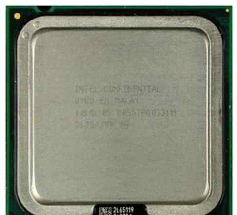 Процессор Intel Pentium E6300 Wolfdale