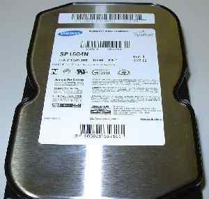 Жесткий Диск Samsung SP1604N 160Gb IDE