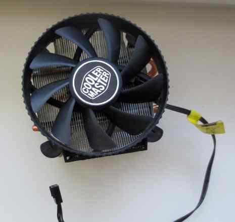 Кулер Cooler Master для компьютера процессора