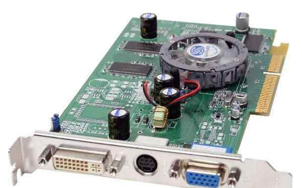 Видеокарта ATI Radeon 9600 Pro Advantage