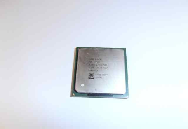 Процесcор Intel Pentium 4 2.8 ггц