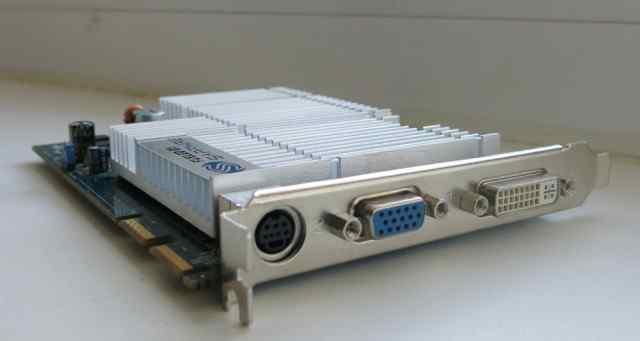 Видеокарта Sapphire Radeon HD 2400 XT 256Mb