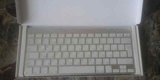 Клавиатура и мышь для iMac