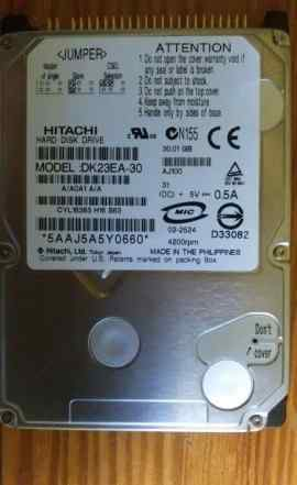 Hitachi. Model DK23EA-30
