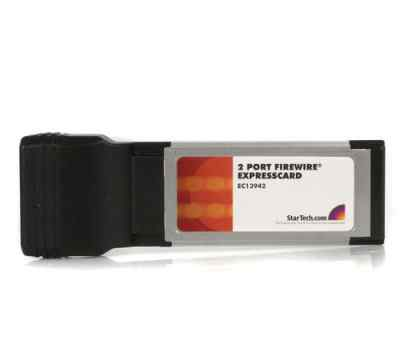 Адаптер Expresscard 34 - Firewire 400