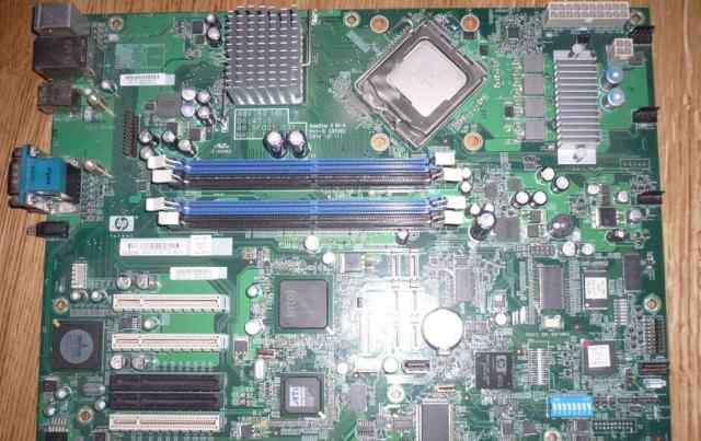 Мат. плата Hewlett-Packard A61TR1