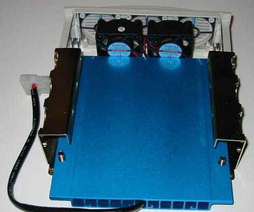 Кулер для HDD - Vantec Ultimate Hard Drive Cooler