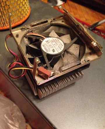 Кулер процессора 478