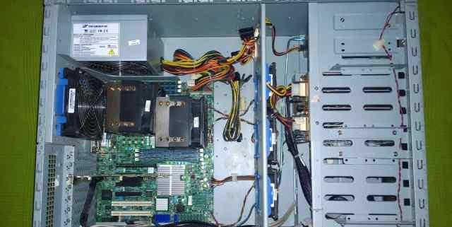 Сервер на Xeon