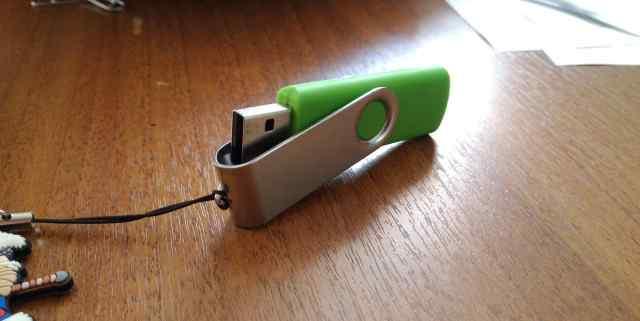 USB-Флeшка/micro USB/USB OTG - 128Gb