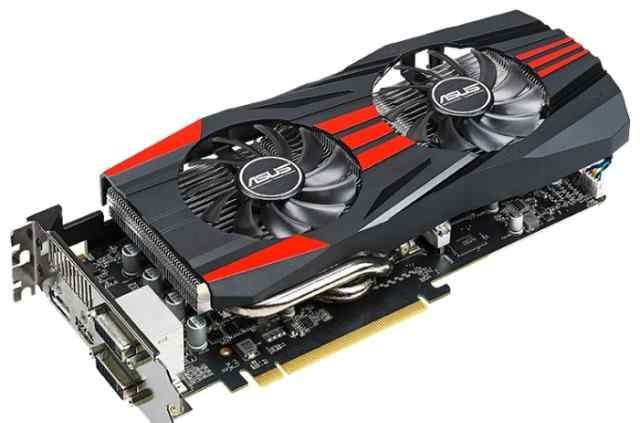 Asus Radeon R9 270X 2gb